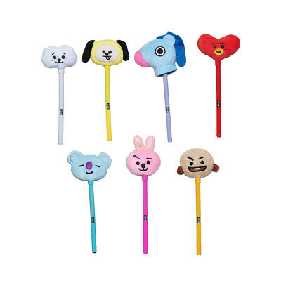 BTS BT21 Plushie Ballpoint Pen - Bangtan Boys Love Yourself Persona Jewelry