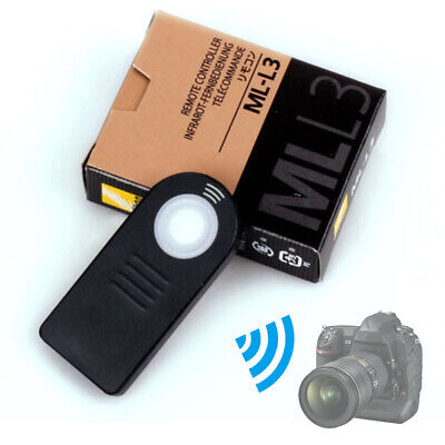 Wireless Remote Control For Nikon ML-L3 D7200 D7100 D5300 D5500 D3300