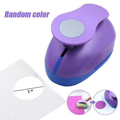 AU 1inch 2.5cm Circle paper punch  craft punches scrapbooking cardmaking wedding