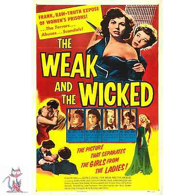 The Weak And The Wicked Poster Similar to A1 A2 A3 A4  #9739