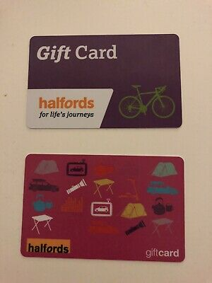 Halfords Gift Card £95 Cycle Republic Voucher