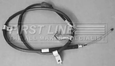 Parking Brake Cable FKB3210 by First Line Genuine OE - Single