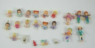Vintage Polly Pocket Dolls Parts For Spares And Repairs Bluebird Toys Bulk
