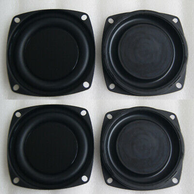 3-Inch 78MM Bass diaphragm Bass passive board Speaker Woofer Vibrating Film