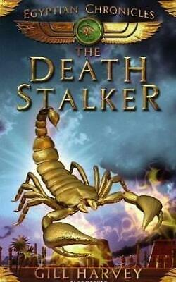 The Deathstalker: No. 4: The Egyptian Chronicles (Egypt Adventures). F246-1041