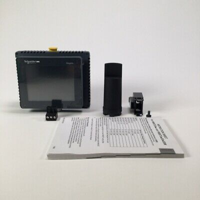 """Schneider Electric HMISTU655 Touch small Panel Color 3""""5 Magelis New NFP"""
