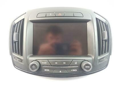 2013-2017 MK1 Vauxhall Insignia MULTIFUNCTION DISPLAY SCREEN + Code 90924576