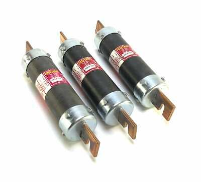 Fusetron FRS-R 150 150A 600V Dual Element Time Delay Fuse (Set of 3)