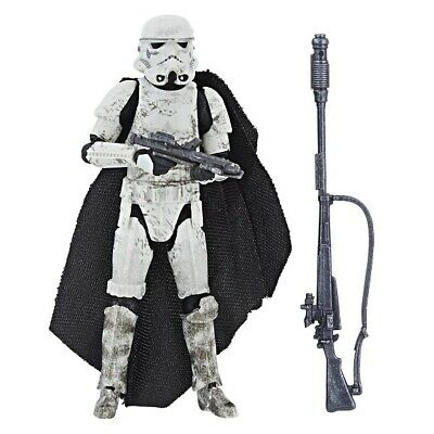 Hasbro Star Wars The Vintage Collection Stormtrooper, Mimban *Distressed Pkg*