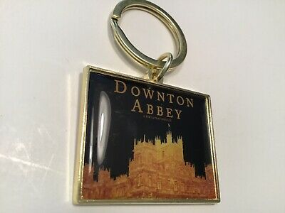 Downton Abbey Promotional Keychain Keyring From Premier Screening New