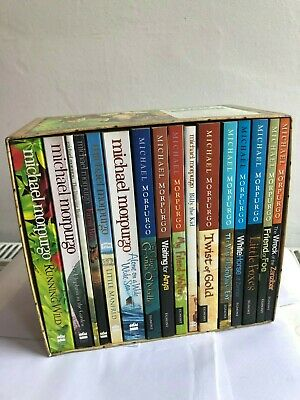 Michael Morpurgo Classic Collection Books Box Set + 5 Others