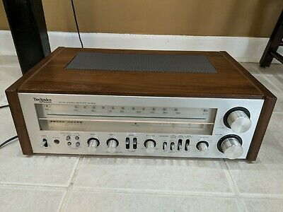 Vintage Classic Technics SA-500 Receiver Excellent Working Condition