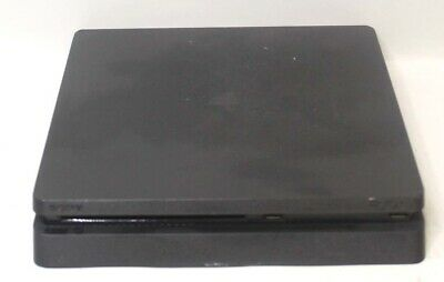Sony Playstation 4 PS4 Slim 500GB Console Only - Black TESTED CUH-2015A