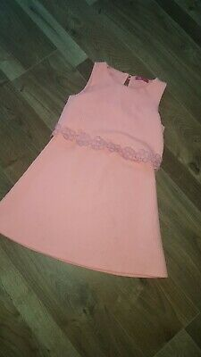 Primark YD girls dress age 8-9