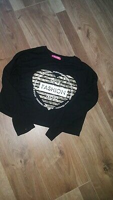 Primark YD girls jumper age 9-10