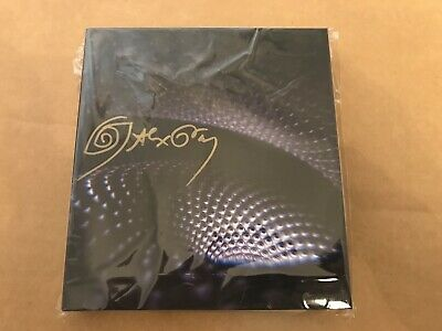 Tool Fear Inoculum CD Album Limited Edition Signed By Alex Grey COSM