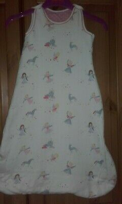 Marks And Spencer Baby Girls Grow/Sleeping Bag 0-6Months