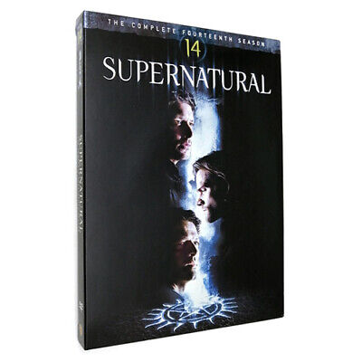 Supernatural: The Complete 14Th Season (Dvd) Brand New Sealed Ship Fast!!!