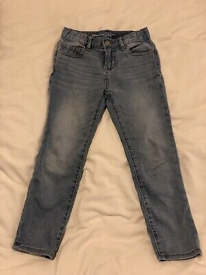 GAP Boys Soft Jeans Age 5 Regular Blue