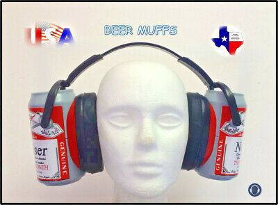 Hearing Protection Noise Cancelling Beer Muffs Adults Kids