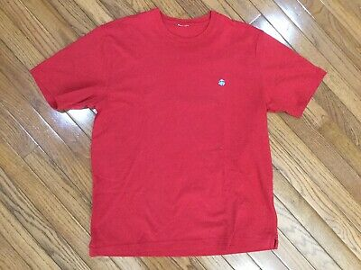 Brooks Brothers men's Red Tee T-shirt Size M