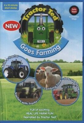 Tractor Ted: Goes Farming (DVD, 2017) *NEW/SEALED* FREE P&P
