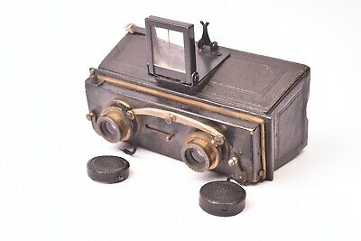 Camera Stereo Zionscope for Zion. Format 45x107mm. #474