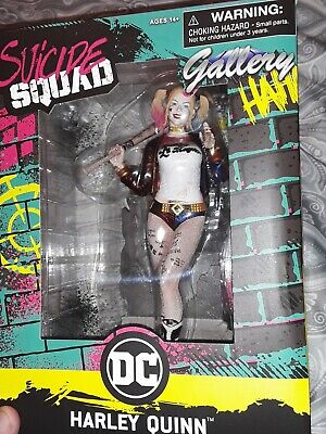 DC Gallery Suicide Squad Harley Quinn Statue NEW Collectibles IN STOCK