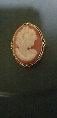 1999 Estee Lauder NEW Cameo Youth Dew Perfume Solid Compact Limited Edition
