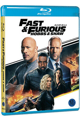 Fast And Furious Presents: Hobbs & Shaw - Blu-ray, DVD (2019) / Pick Format !