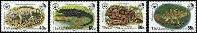 1981, Gambia, 430-33, ** - 1023870