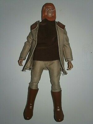 "Custom Mego 8"" Planet Of The Apes Virgil Figure ""Battle for Planet of the Apes"""