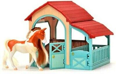 NEW Horse Play Snap Together Stable from Mr Toys