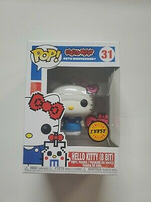 Funko Pop! Hello Kitty (45th Anniversary 8-Bit) #31 CHASE