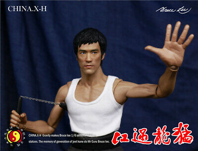 CHINA.X-H Bruce Lee Way of the Dragon 1:6 Model Figure Limited 99 Collect Statue