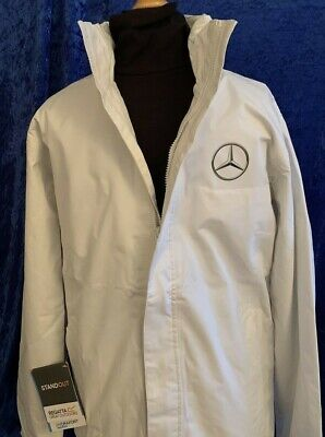 Mens Team Mercedes Benz Regatta Hydrafort 5000 Jacket Waterproof Coat  *BNWT XXL