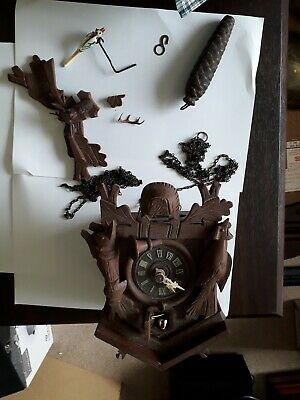 Cuckoo Clock for spares parts