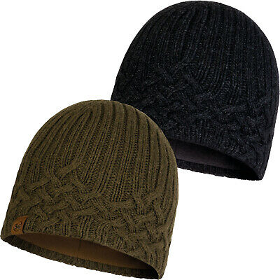 BUFF® Knitted & Fleece Hat New Helle Strickmütze Mütze Wintermütze 120827