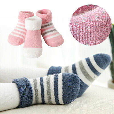 ex Mothercare baby girls 3 pair pack of socks size newborn to 3-5 1//2