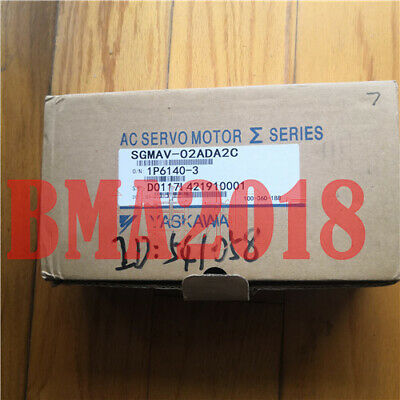 1PC New Yaskawa servo motor SGMAV-02ADA2C One year warranty Fast delivery