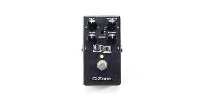 Dunlop CryBaby Q Zone Fixed Wah - Wah-Pedal