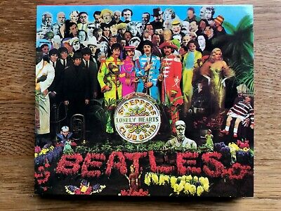 The Beatles - Sgt. Pepper's Lonely Hearts Club Band' - CD + Booklet - 1992