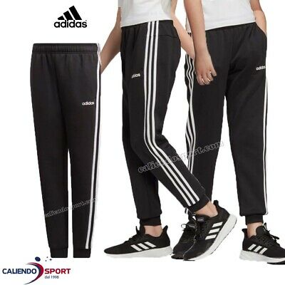 Pantalone Adidas Dv1794 Ragazzi Nero Essentials 3-Stripes