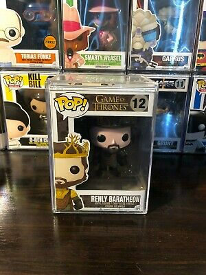 Funko POP! Television Game Of Thrones Renly Baratheon #12 Vaulted AUTHENTIC