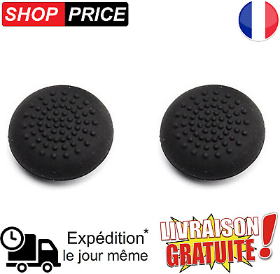 LOT 2 protections silicone pour joystick manette PS4 / PS3 / XBOX360 NEUF
