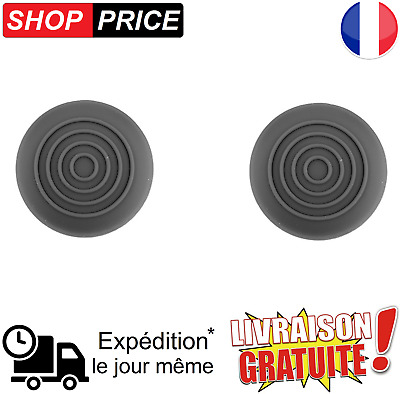LOT 2 protections silicone pour manette joystick PS4 / PS3 / XBOX360 NEUF