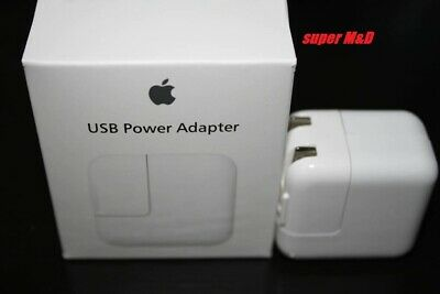 Genuine OEM 12W USB Power Adapter Wall Charger for Apple iPad 2 3 4 Air