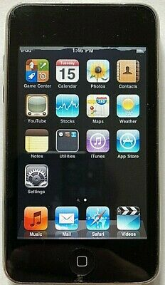 Apple iPod touch 2nd Generation (16 GB) Fully Functional PLEASE READ