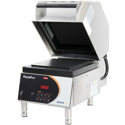 Nemco Panini Pro High Speed Sandwich Press Panini Presses & Sandwich Grills