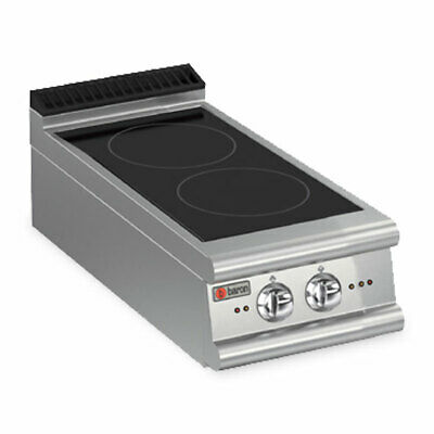 Baron Two Burner Bench Model Induction Cook Top